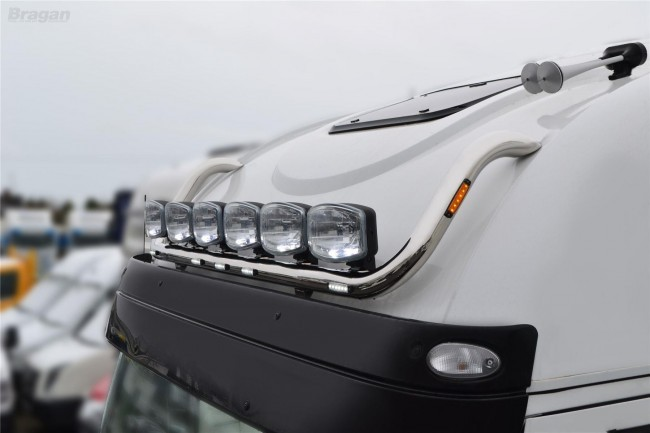 iveco stralis roof bar
