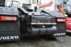 volvo rear chassis bar